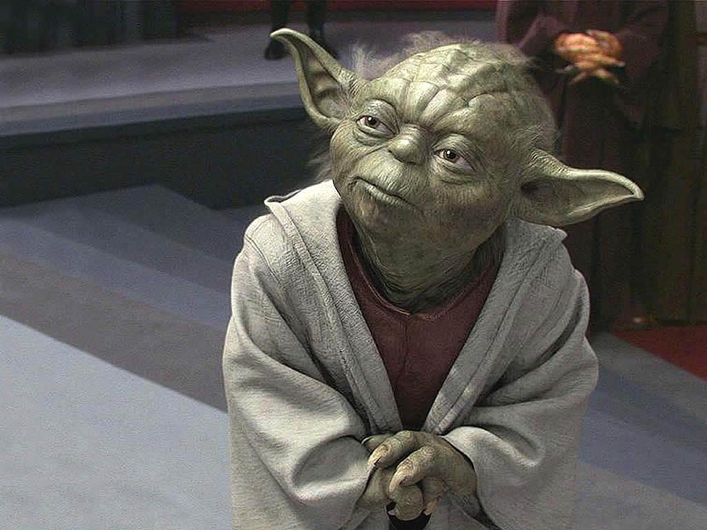 Meister Yoda Sprüche